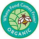 Vitlabs is Certified Organic to the Where Food Comes From® Organic Program