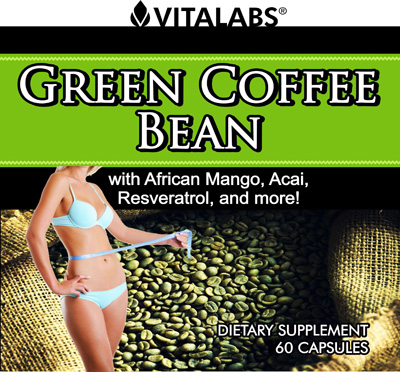 Private Label Green Coffee Bean Complex