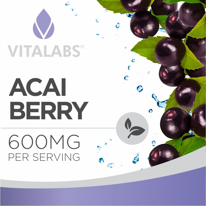 Private Label Acai 600mg