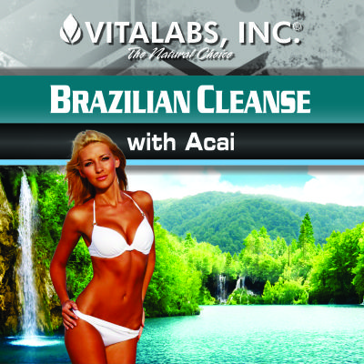 Private Label Brazilian Cleanse with Açaí