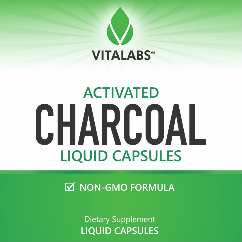 Private Label Charcoal Liquid Capsules