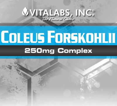 Private Label Coleus Forskohlii 250mg