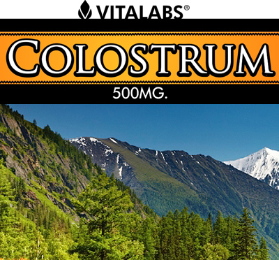 Colostrum 500mg
