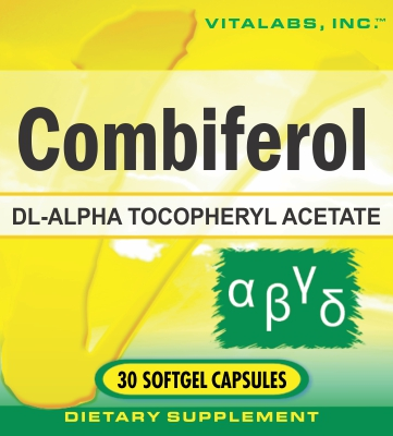 Private Label Combiferol 400IU