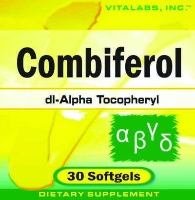 Private Label Combiferol 200IU
