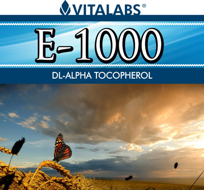 Private Label E-1000 IU