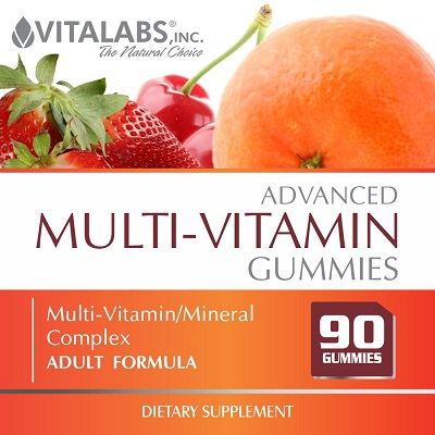 Private Label Multi-Vitamin Gummies