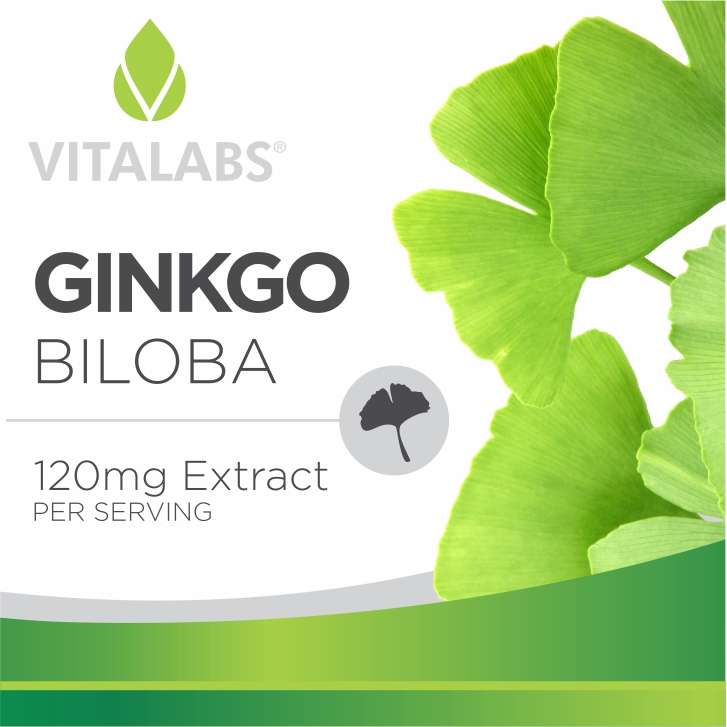 Private Label Ginkgo Biloba Extract 120mg