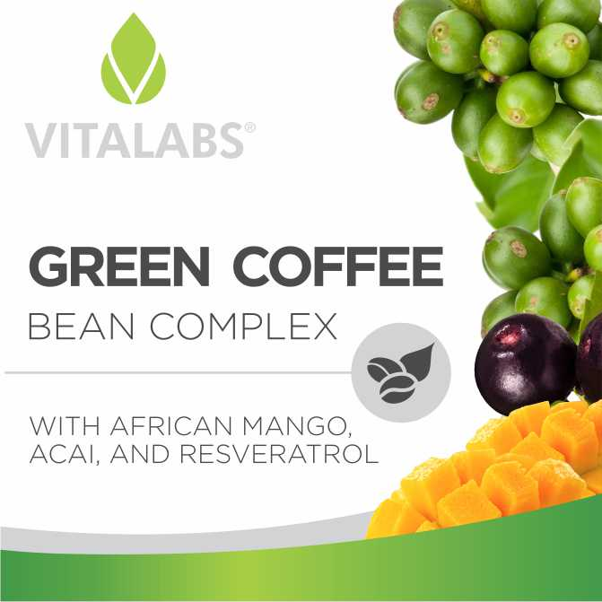 Private Label Green Coffee Ketone Complex
