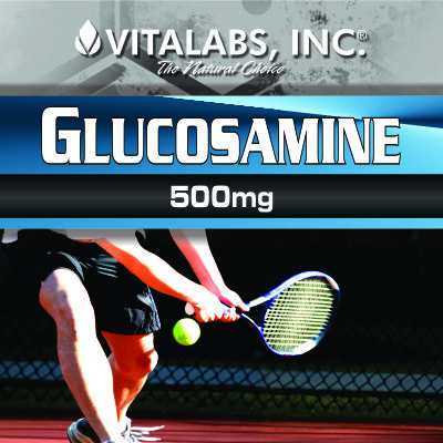 Private Label Glucosamine 500mg