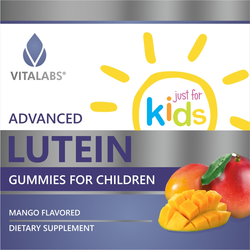 Private Label Kids Lutein Gummy
