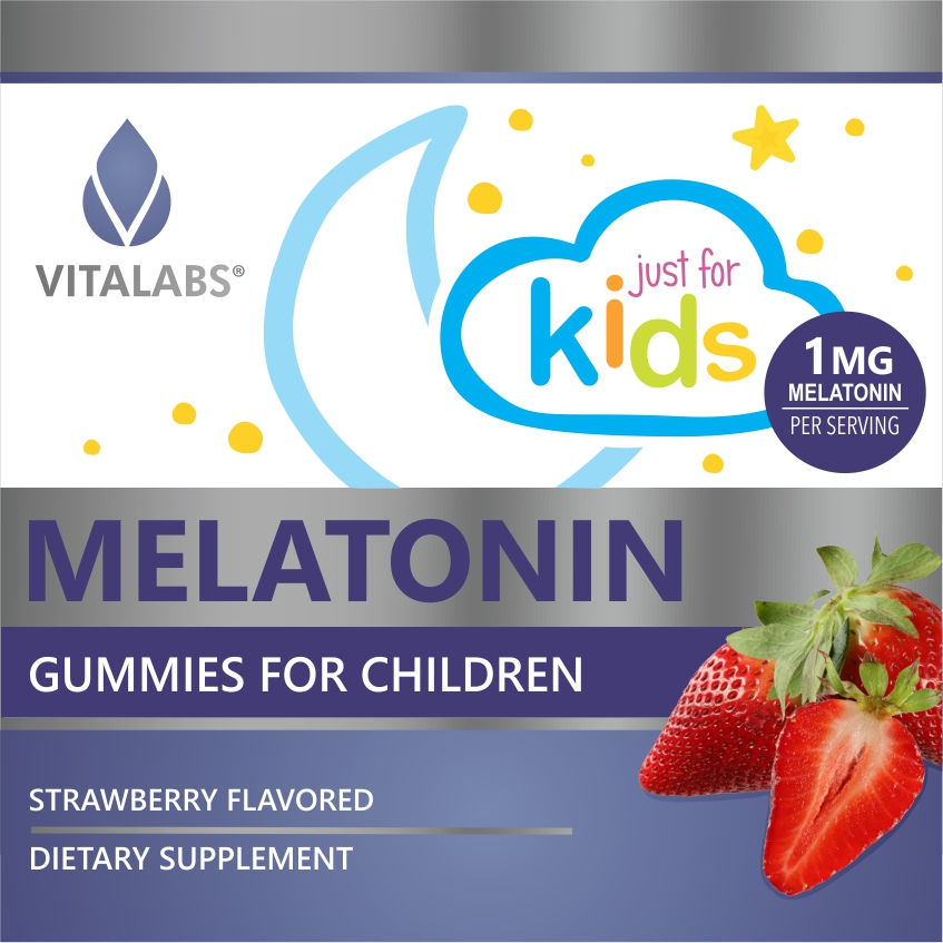 Melatonin 1mg Gummy