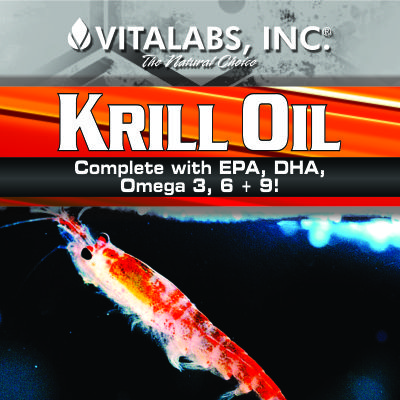 Private Label Krill Oil 500mg