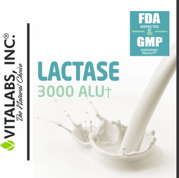 Private Label Lactase 3000
