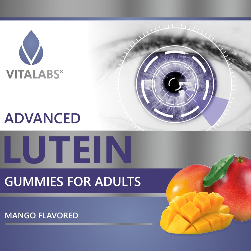 Private Label Lutein Gummy
