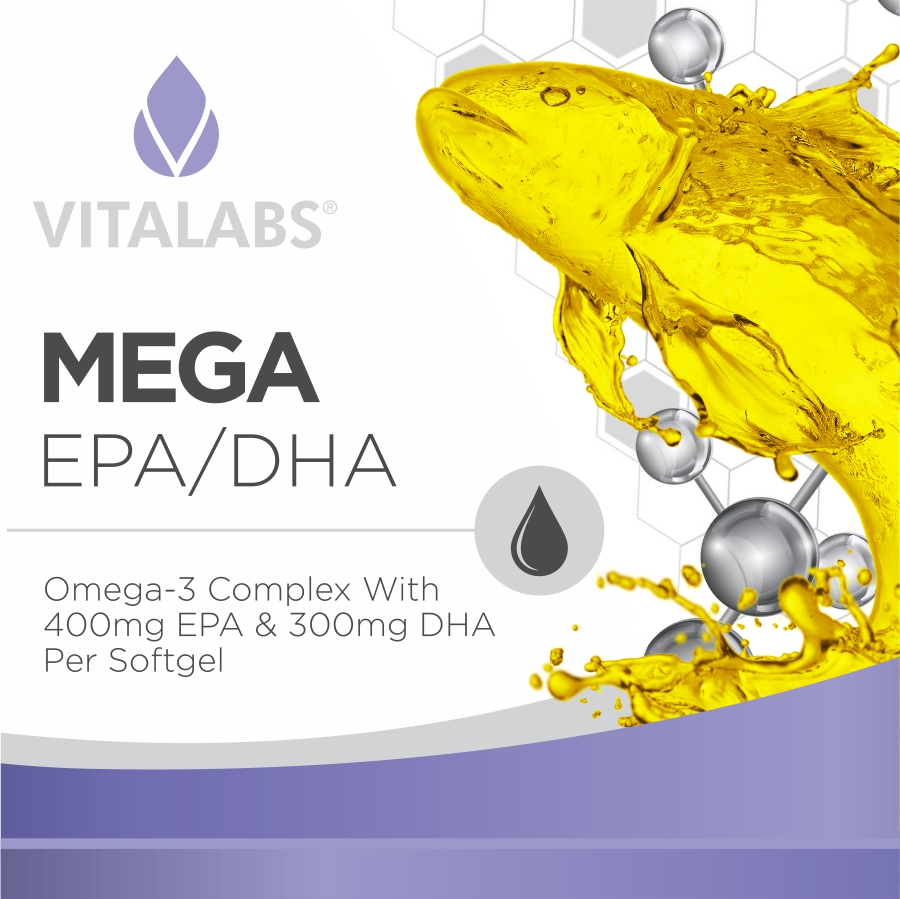 Private Label Mega EPA/DHA