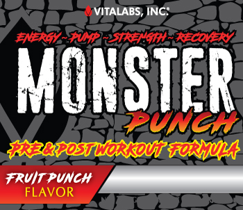 Private Label Monster Punch