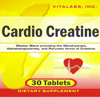 Private Label Cardio Creatine