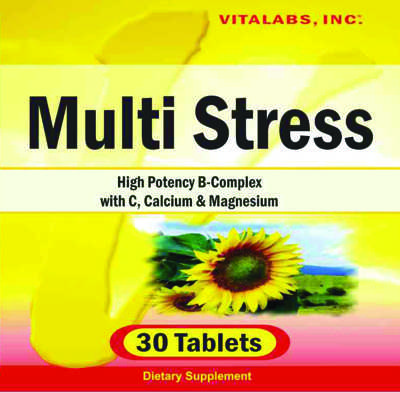 Private Label Multi Stress