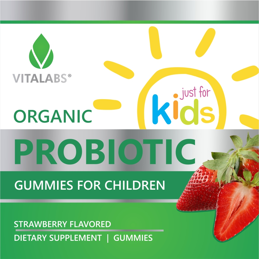 Organic Kids Probiotic Gummies