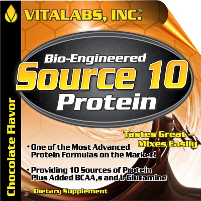Source 10 Protein-Chocolate
