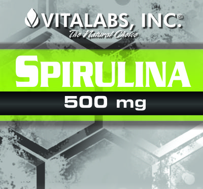 Private Label Spirulina 500mg