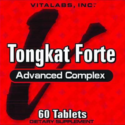 Private Label Tongkat Forte