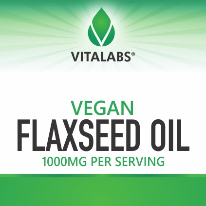 Private Label Vegan Flaxseed Oil Softgels