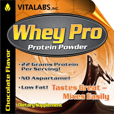 Whey Pro Protein-Chocolate